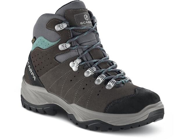 Scarpa Mistral GTX Shoes Women grey